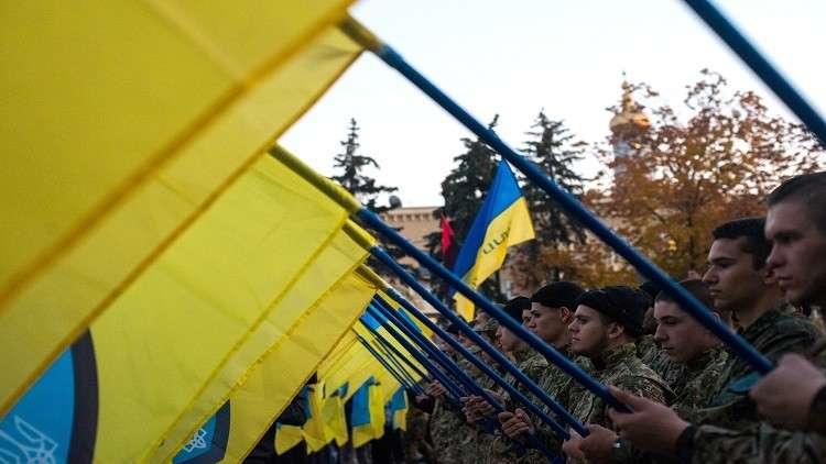 نائب عمدة يقفز من نافذة هربا من المخابرات الأوكرانية