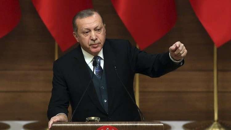 أردوغان لترامب: إرادة تركيا لا تشترى بالدولارات