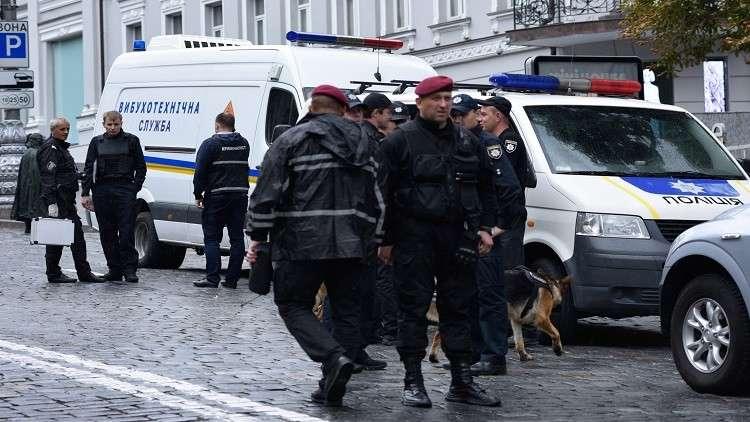 الأمن الأوكراني يكتشف