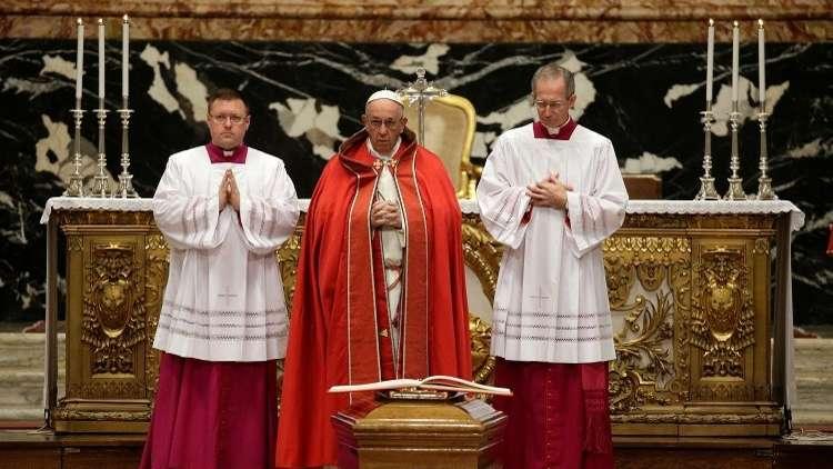 البابا: إصلاح الفاتيكان يشبه تنظيف أبو الهول بفرشاة أسنان