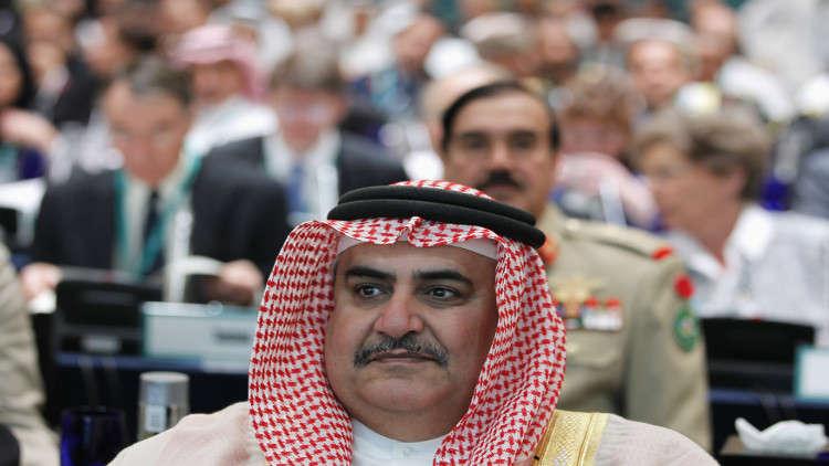 وزير خارجية البحرين: القضية الفلسطينية جانبية