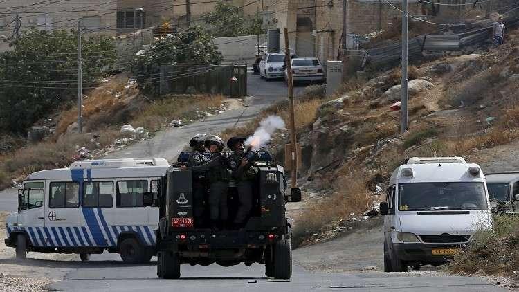 إصابة 22 فلسطينيا باقتحام الجيش الإسرائيلي بلدة فوريك شرق نابلس