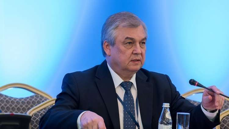 موسكو: حضور ممثلي حزبي