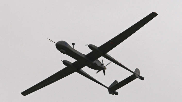 روسيا ترصد في أسبوع 18 طائرة بلا طيار عند حدودها