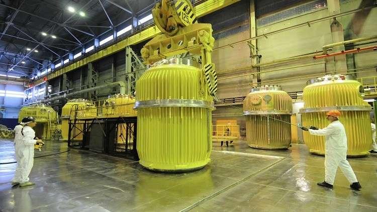 روسيا تبني محطة نووية في السودان