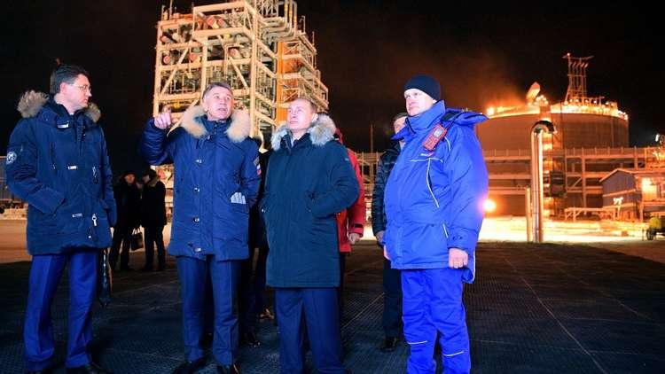 رسالة غاز من موسكو إلى بريطانيا