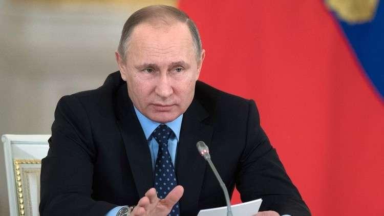 بوتين: استراتيجية واشنطن عدوانية وروسيا ستطور ثلاثيتها النووية