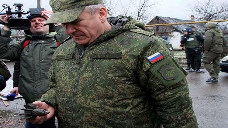 الكرملين: باستطاعة مراقبينا العودة إلى جنوب شرق أوكرانيا