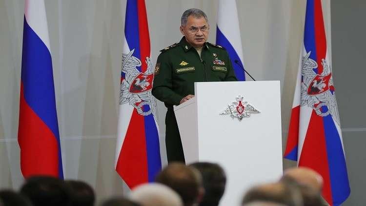 وزارة الدفاع الروسية تعلن عن حجم ميزانيتها للعام المقبل