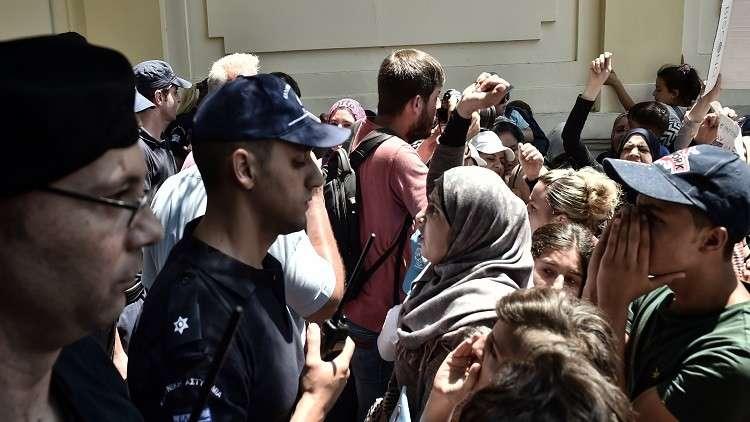 القضاء الألماني يسمح للاجئ سوري باستقدام أسرته