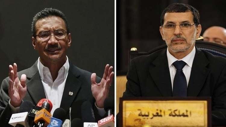 العثماني ووزير الدفاع الماليزي يبحثان سبل الدفاع عن المقدسات الإسلامية