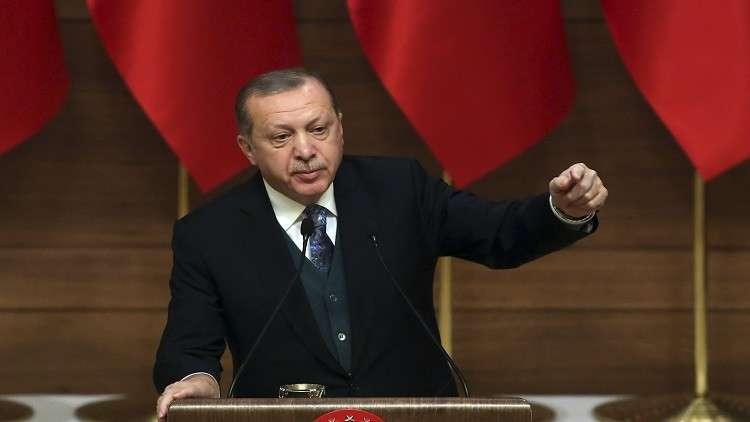 أردوغان أول رئيس تركي يزور السودان