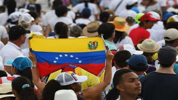 انكماش كبير في الاقتصاد الفنزويلي