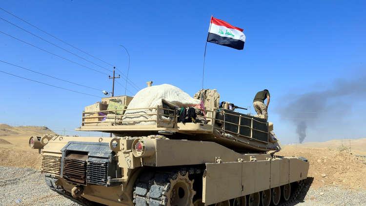 القوات العراقية: حدودنا مع سوريا تحت السيطرة