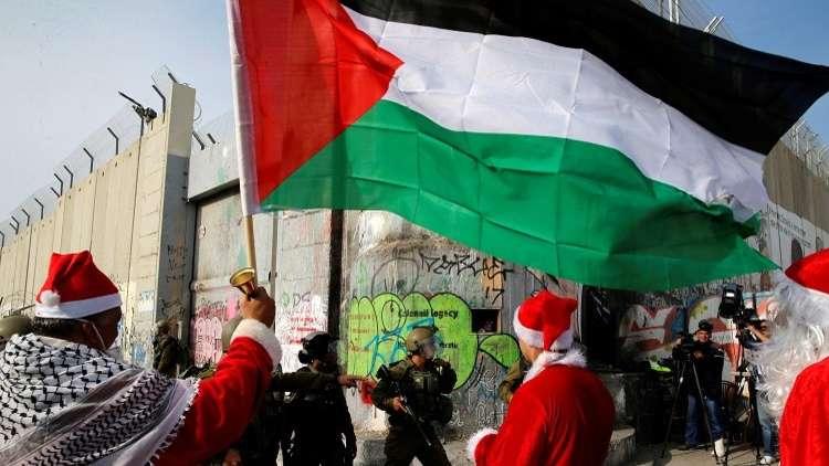 الجيش الإسرائيلي يقمع مسيرة