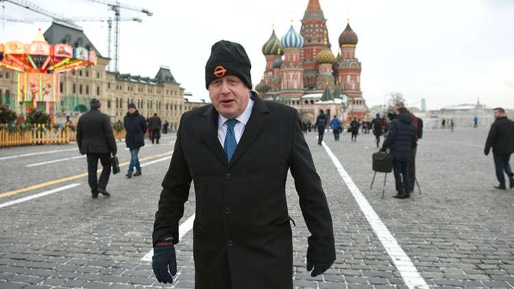 بريطانيا: الموقف الروسي من الأسد عادل