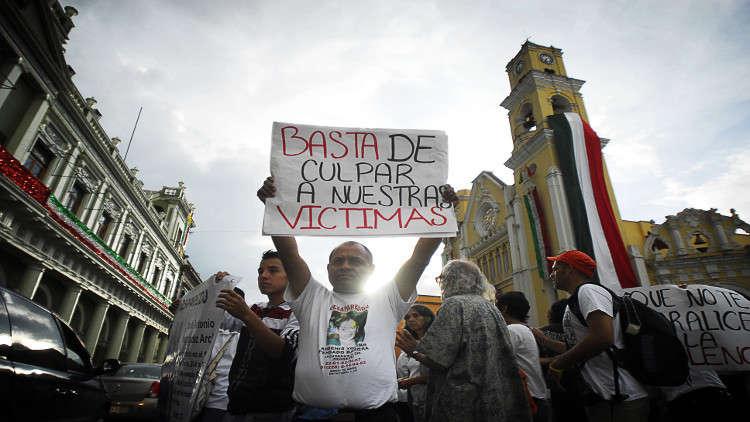 المكسيك تسجل أعلى معدل للجريمة في تاريخها