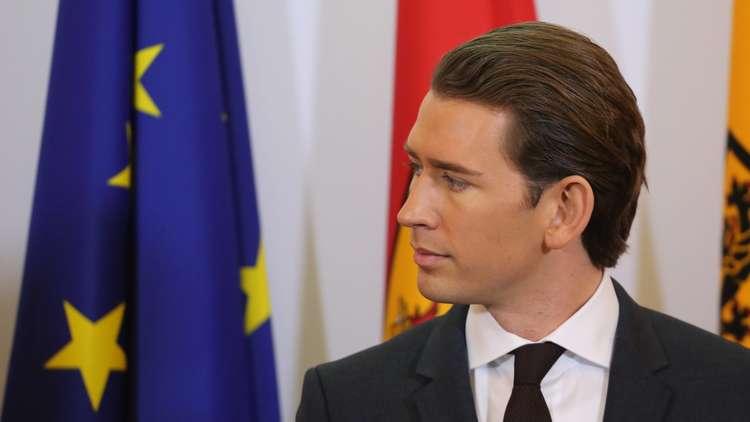 مستشار النمسا: سياسة توزيع حصص اللاجئين باءت بالفشل