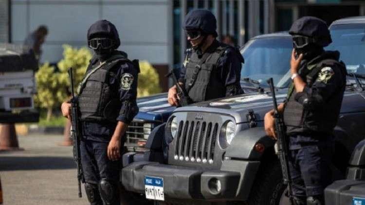 الداخلية المصرية: مقتل 9 إرهابيين وإصابة آخرين