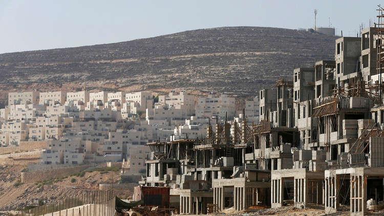إسرائيل تتجه لبناء 300 ألف وحدة استيطانية في القدس وضواحيها
