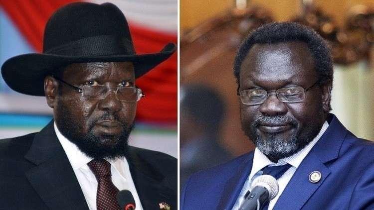 حكومة جنوب السودان تتبادل مع المتمردين الاتهام بخرق الهدنة