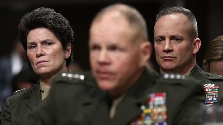 ماذا يقصد قائد مشاة البحرية الأمريكية بقوله إن الحرب مع روسيا مقبلة لا محالة!