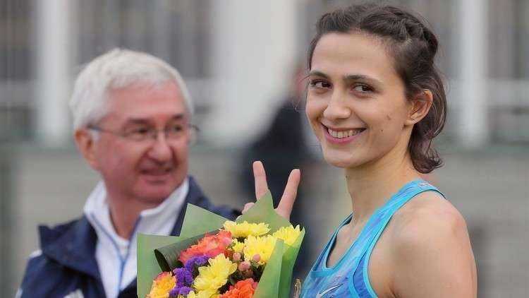 الاتحاد الروسي لألعاب القوى يختار أفضل رياضي ورياضية لعام 2017