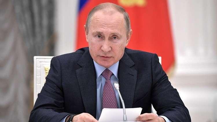 بوتين: روسيا منفتحة على التعاون مع جميع الدول