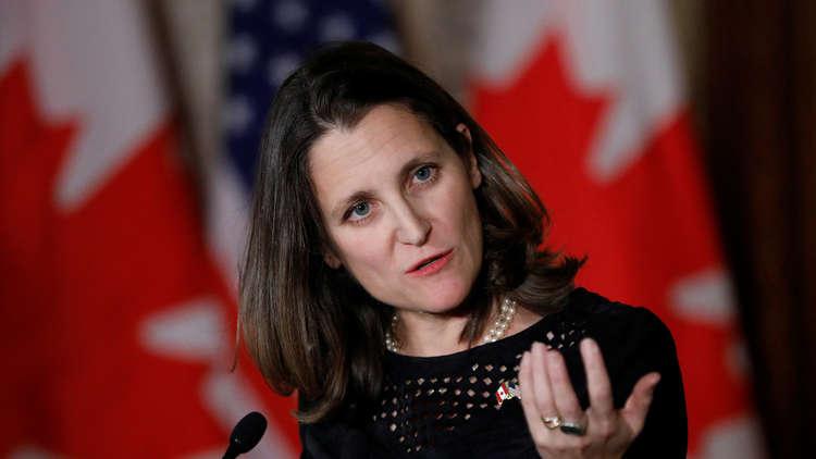 كندا تطرد السفير الفنزويلي