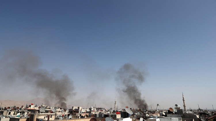 حميميم: انتهاكات فردية لوقف إطلاق النار في سوريا