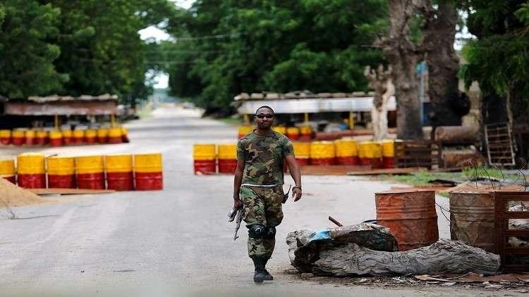 الجيش النيجيري يتصدى لهجوم