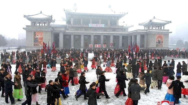 كوريا الشمالية تحتفل بالذكرى الـ100 لميلاد جدة زعيمها