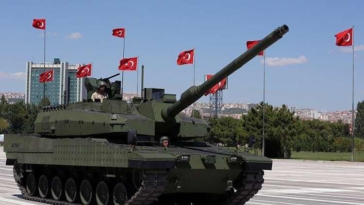 القوات التركية تواصل تدفقها إلى الأراضي القطرية