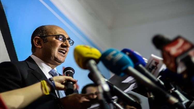 مرشح رئاسي مصري يطالب بضمان نزاهة الانتخابات