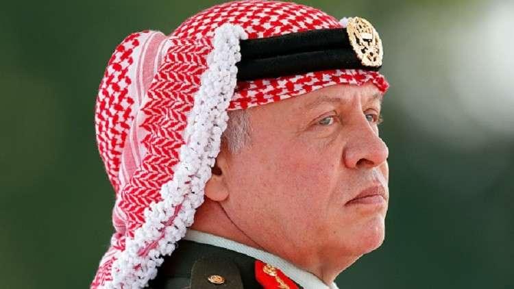 ملك الأردن يحيل 3  من الأمراء الضباط إلى التقاعد