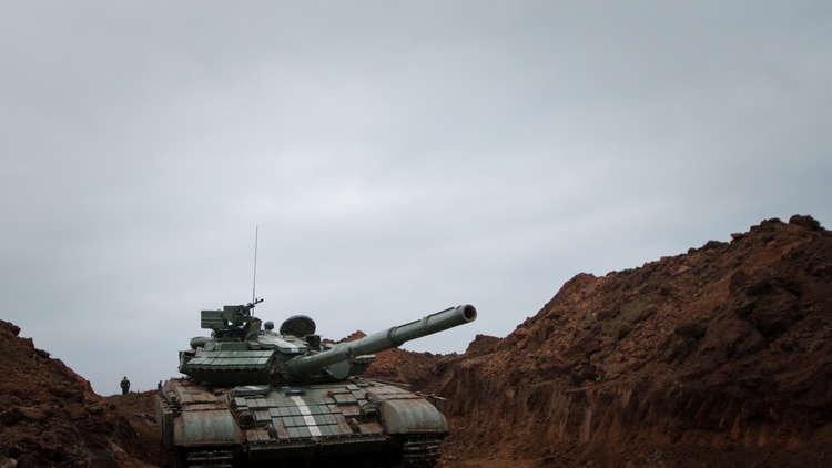 كبيرة أم صغيرة.. كلفة القضاء على جميع دبابات دونيتسك بسلاح أمريكي