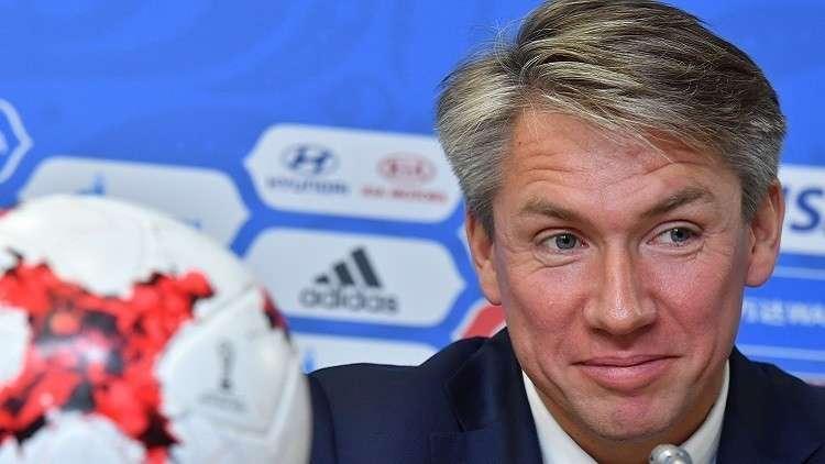 سوروكين يخلف موتكو على رأس اللجنة المنظمة لمونديال 2018