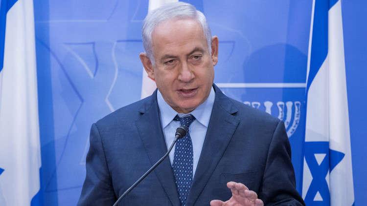 نتنياهو: لن نسمح لإيران بتعزيز وجودها في سوريا