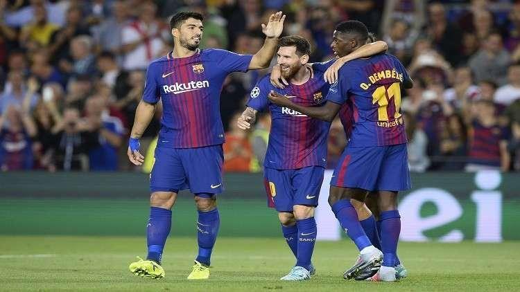 الأخبار السارة تمطر على برشلونة