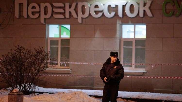 الكرملين: هذا ما يدل على أن تفجير سان بطرسبورغ عمل إرهابي!