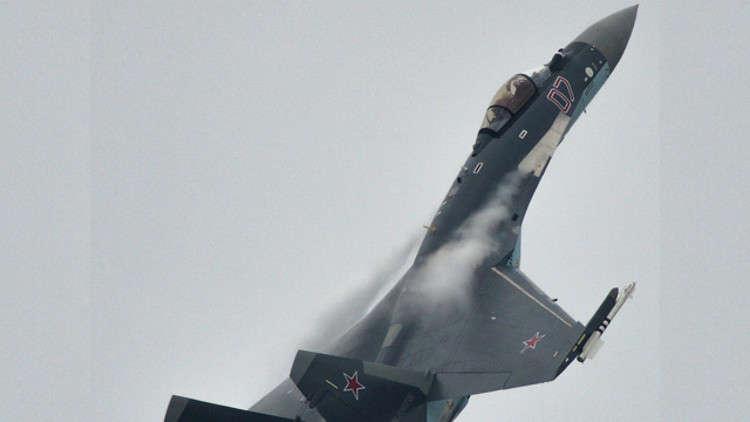 طيار روسي: مقاتلاتنا كانت مسيطرة على طائرات التحالف في سماء سوريا