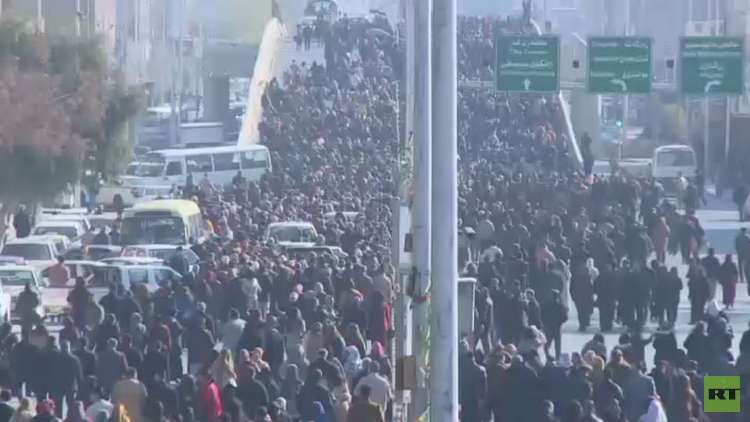 هدوء حذر يشهده إقليم كردستان العراق