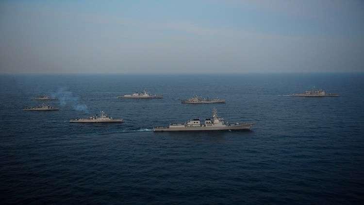 مناورات بحرية كورية جنوبية قرب جزر متنازع عليها مع اليابان