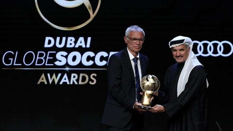 كوبر ينال جائزة أفضل مدرب لمنتخب عربي للعام 2017