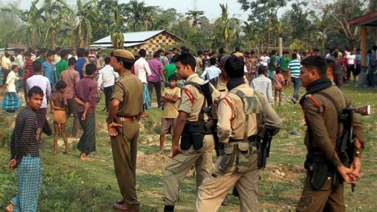 توترات شرق الهند وسط تحضيرات لترحيل مهاجرين مسلمين