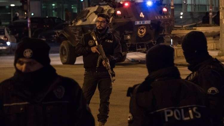 اعتقال 75 شخصا في تركيا للاشتباه بصلتهم بتنظيم داعش الإرهابي