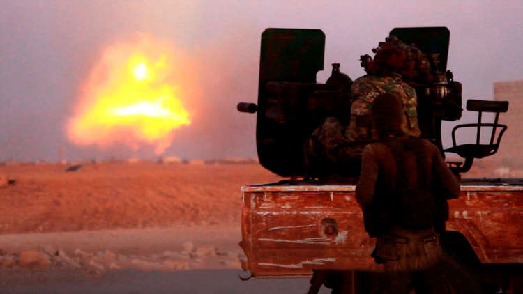 طريقة لإجبار الولايات المتحدة على مغادرة سوريا