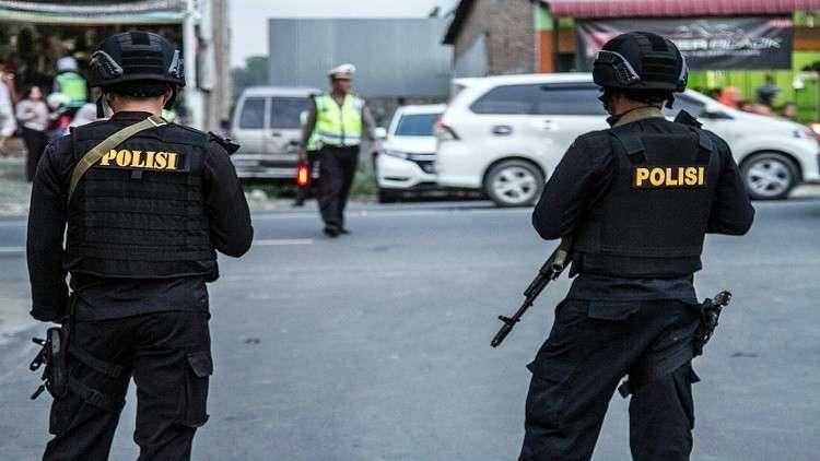 سلطات إندونيسيا تعزز قوة وحدة مكافحة الإرهاب