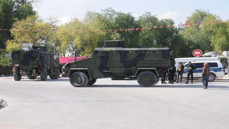 تونس تشدد الإجراءات الأمنية عشية رأس السنة