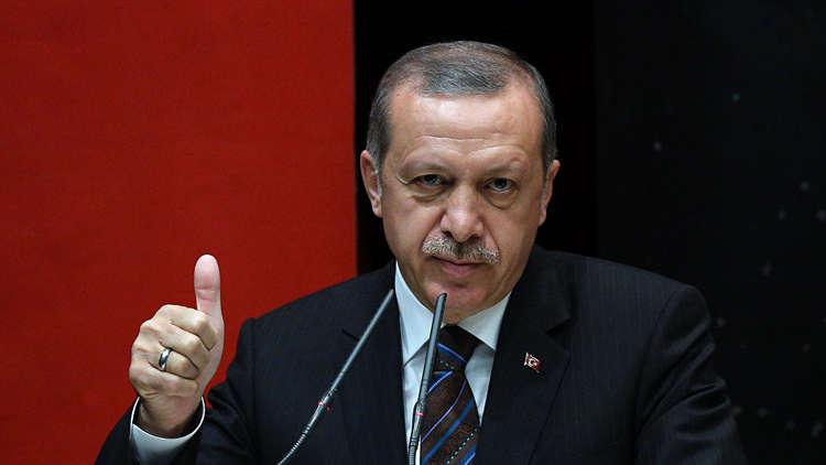 أردوغان يعلق على وصفه بـ